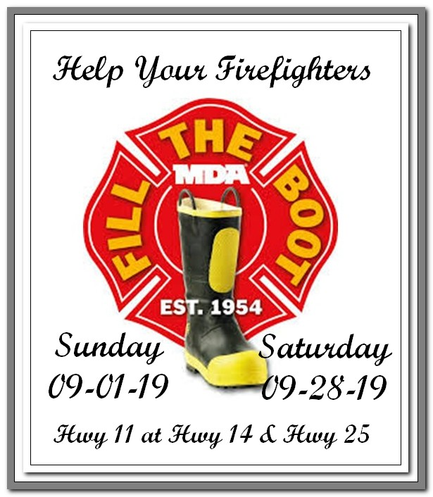 Fill-The-Boot 2019